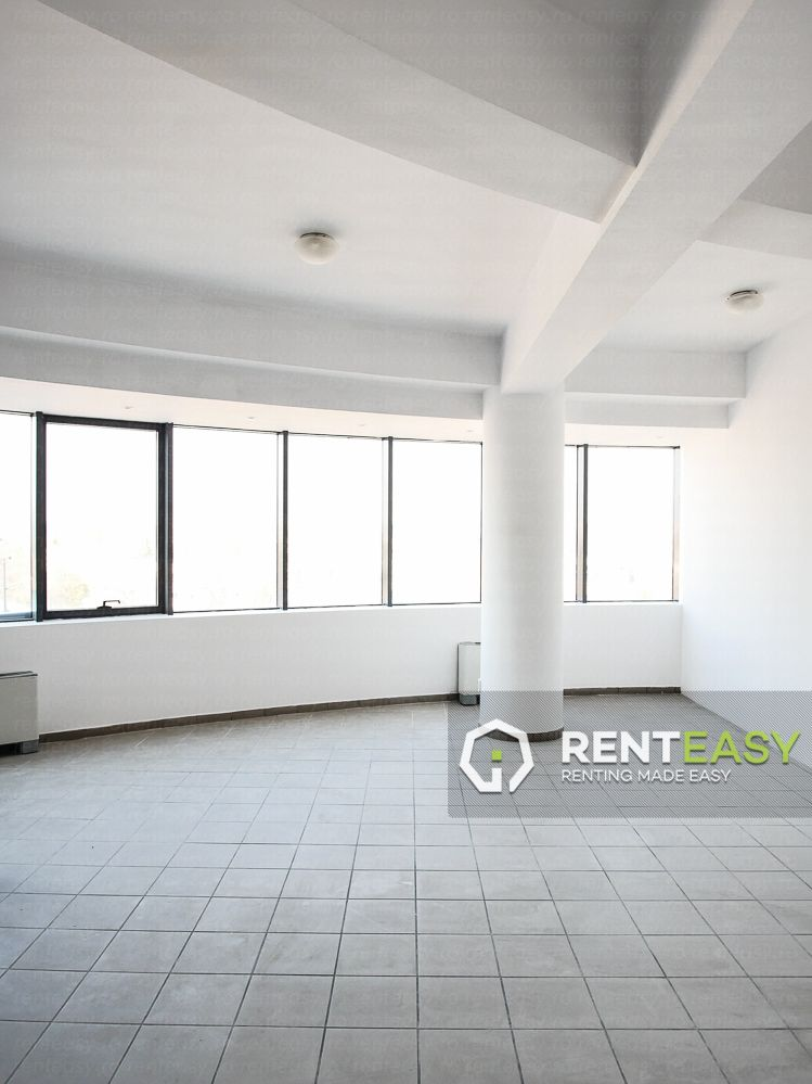 Office space with an area of 50-80 square meters for rent on